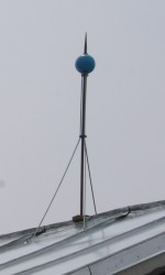 Check out some of our lightning suppression system components.