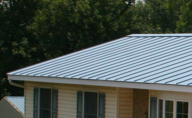 Types Of Metal Roofing Used Available